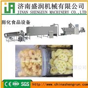 TSE65-lll休闲膨化小食品加工机械厂家