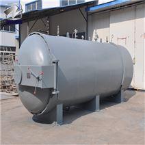 電加熱硫化罐膠輥硫化鍋碳鋼壓力罐