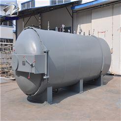 ZN-800电加热硫化罐胶辊硫化锅碳钢压力罐