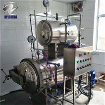 豆制品高溫高壓殺菌鍋
