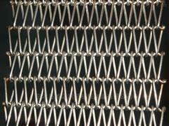耐高温不锈钢输送带