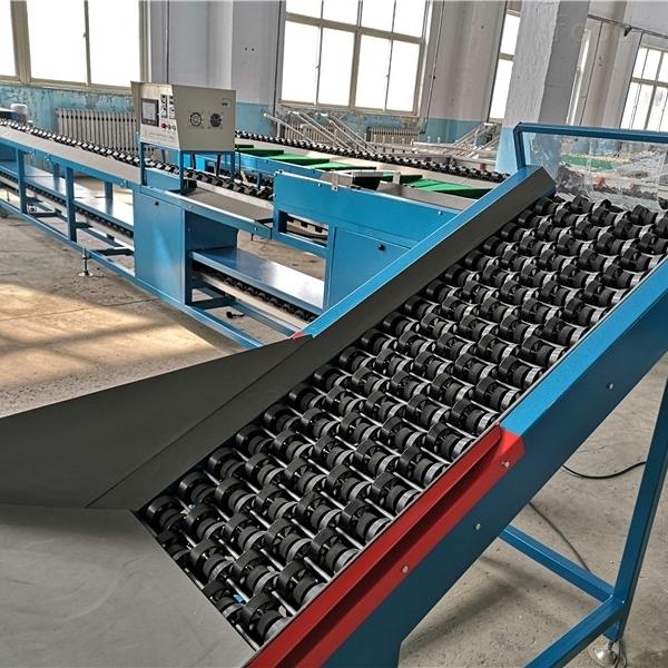 猕猴桃电脑选果机厂家 自动分选大小的机器