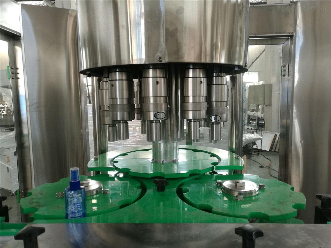 全自动不锈钢消毒液生产线
