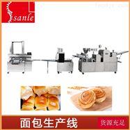 开酥面包生产线