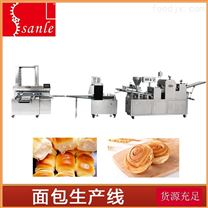 多功能面包生产线