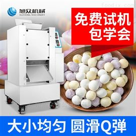 VFD-1200台湾特色珍珠奶茶无馅汤圆机厂家直销