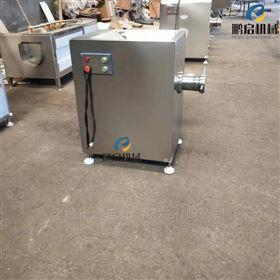 全自动鸡架绞肉机 130型鸡肉绞切机