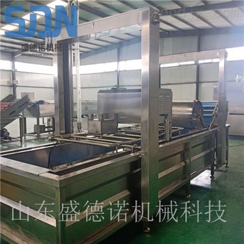 新疆果蔬加工项目生产线