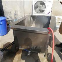不銹鋼牛頭浸燙池 方形(xing)牛頭燙池鍋方便好(hao)用