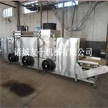 食品加工设备全自动烘干机流水线