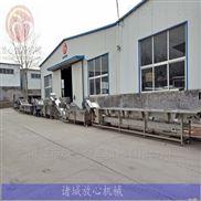 速凍玉米加工生產線設備