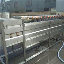 廠家熱銷多功能高效蓮藕土豆專用去皮清洗機