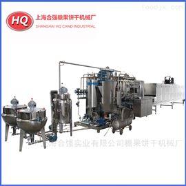 HQ-150~600定制硬糖机 棒棒糖 水果糖浇注机 糖果生产设备 浇注糖果机