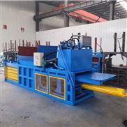 供应300吨卧式打包机 半自动压缩压块机 立式液压打包机