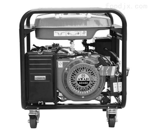 上海丹鹿250A汽油发电氩弧焊机报价