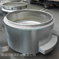 圆筒式节能松香锅