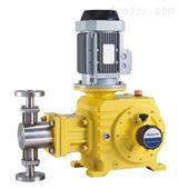 JSR系列力高柱塞式計量泵膜片更換