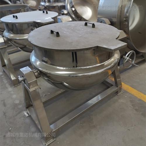 重庆油辣子立式蒸汽夹层锅
