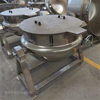 麦芽糖可倾式夹层锅