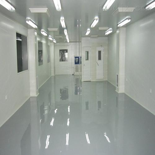 装修东营洁净室净化工程施工要点