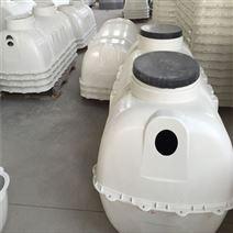 赣州小型玻璃钢化粪池加工厂家