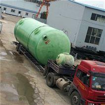 台湾宜賓10立方玻璃鋼化糞池尺寸