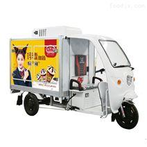 直流电动冷藏运输车