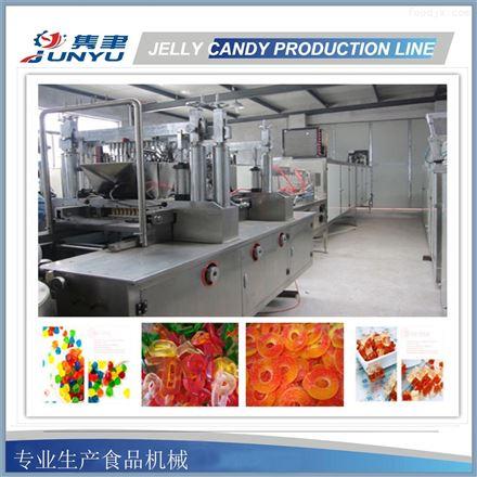 凝胶软糖生产线