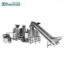 鲜榨海南老椰汁植物蛋白饮料生产线加工设备