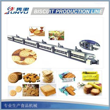 280-1200夹心饼干生产线
