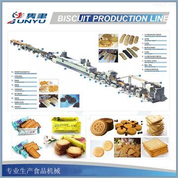 QH250饼干生产线