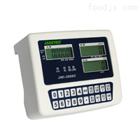 JWI-3000C厦门经济型显示器钰恒三屏电子仪表