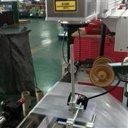 flying5u-高效玻璃薄膜二维码在线激光喷码机