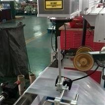 高效玻璃薄膜二维码在线激光喷码机