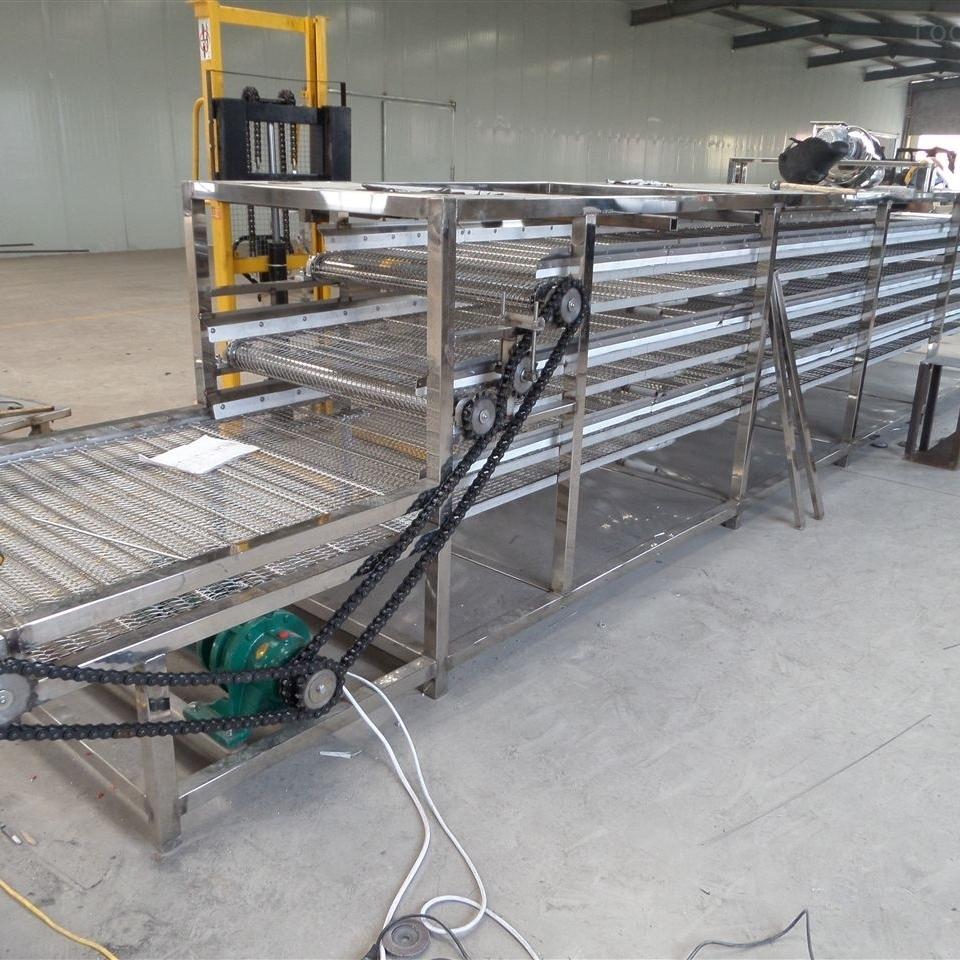 不锈钢水产烘干房 烘干加工流水线