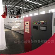 LW-30HMV燕麦片微波烘焙熟化设备流水线