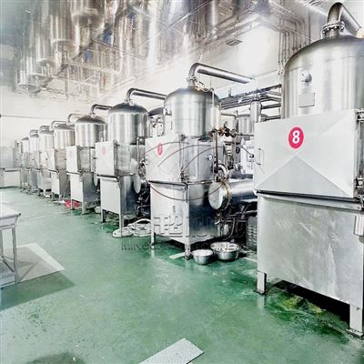 MCGSC-100全自动真空果蔬脆加工设备油炸机生产厂家