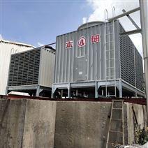 南昌750T方形横流冷却塔 中央空调冷却水塔