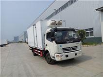 東風多利卡4.2米冷藏車