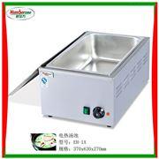 EH-1A商用臺式電熱湯池/單盆不銹鋼保溫湯爐