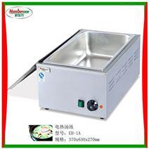 商用台式电热汤池/单盆不锈钢保温汤炉