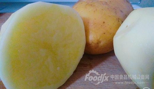 各地加快深加工设备配置 推动马铃薯化身主粮