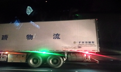 """冷链物流运输助力""""树上熟""""水果抢""""鲜""""上市"""