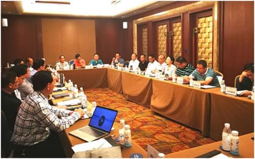 2019中国食品和包装机械工业协会会长工作座谈会