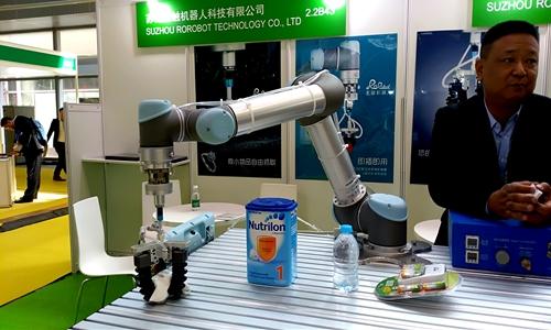 """""""第二春""""或将如期而至? 机器人应用潜力巨大"""