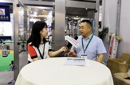 foodjx專訪上海芳靜包裝機械有限公司