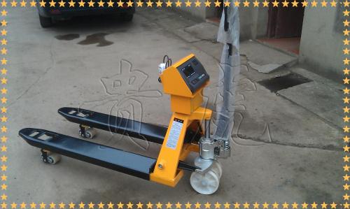 电子叉车秤功能计重,打印,防爆,防水