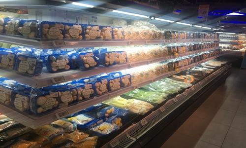 鮮牛奶菌落總數超標?超市冷柜實現控溫保新鮮品質