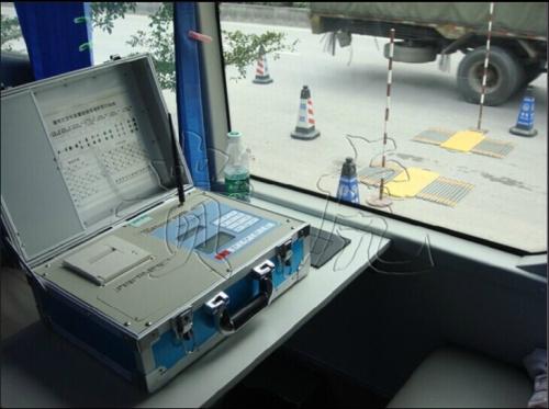 150吨汽车称重仪_无线轴重仪
