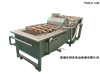 LJQX-3000果蔬气泡清洗设备